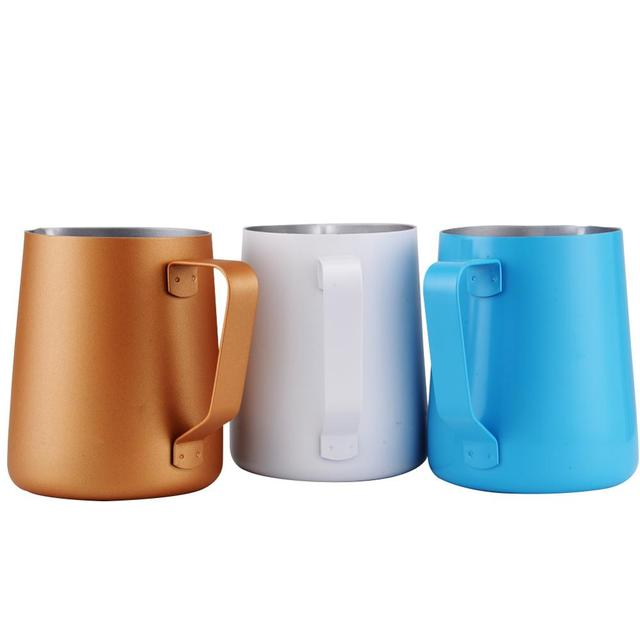 Stainless Steel Latte Frothing Jug