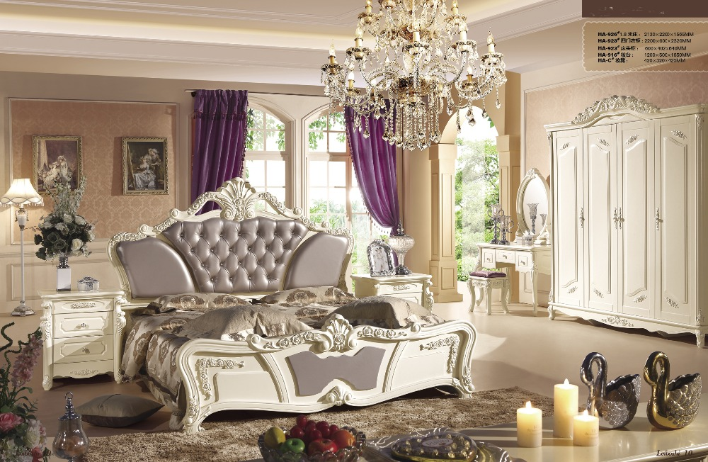 Lovely Master Bedroom Beds And Sunroom Bedroom Furniture Sets With Garderobe,  Bedstand,dressing Table And Chair 926 Awesome Ideas