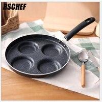 Griddles Grill Non Stick Copper Frying Pan Para Cozinha Frigideira Panela Antiaderente Aluminum Alloy Woks Breakfast