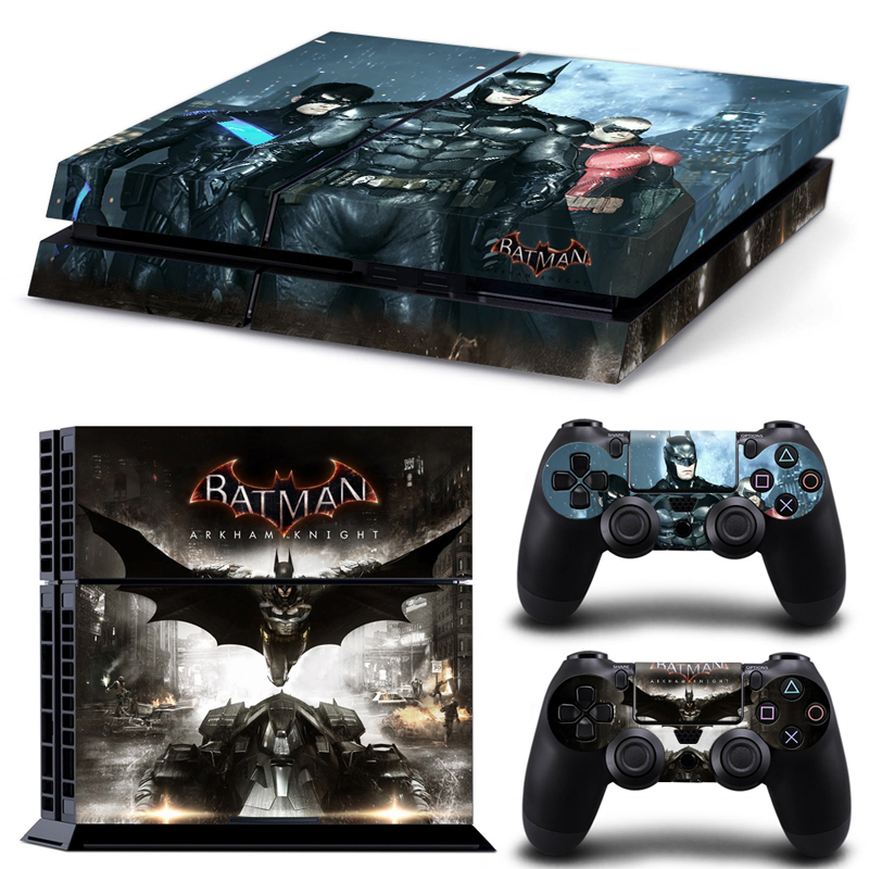 New Vinyl Decal Skin Sticker For PS4 For Sony For