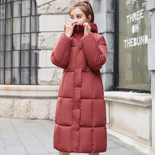 4c954810ec8 winter jacket women parkas mujer 2018 thick warm hooded cotton padded parka  feminina coat women jackets for female plus size