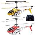 игрушки вертолет на радио управление квадрокоптер с камерой новая версия металла 3.5ch вертолет с гироскопом модель игрушки мигать де вертолет VS syma S107G квадрокоптер вертолёт радиоуправляемые игрушки вертолеты