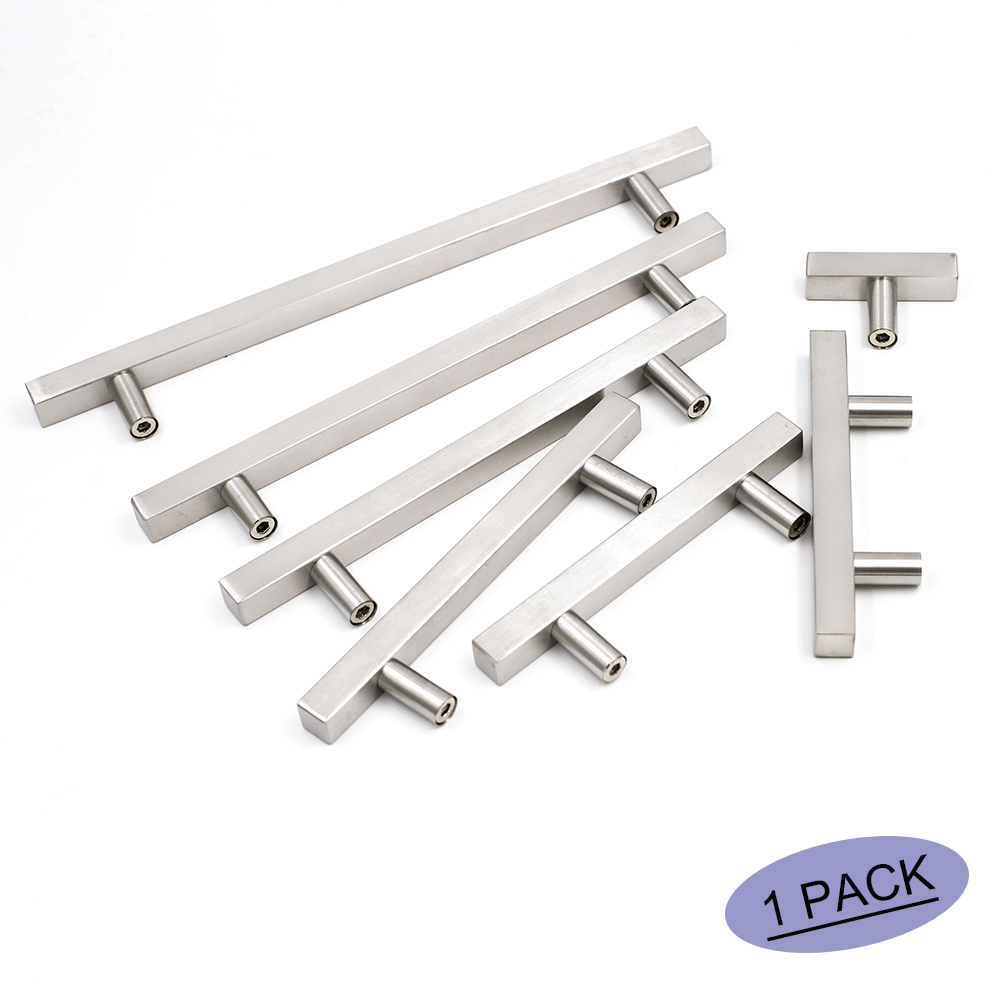 Glkitchen Cabinet Hardware: Aliexpress.com : Buy Kitchen Cabinet Pulls Brushed Nickel