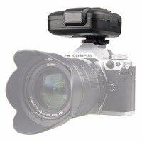 nikon sony GODOX X1T-F X1T-C X1T-S X1T-O X1T-N Wireless 2.4G TTL HSS פלאש משדר טריגר עבור Canon Nikon Sony Fujifilm אולימפוס מצלמה (5)