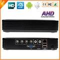 4 Canais 8 Canais AHD DVR Segurança Vigilância CCTV Gravador de DVR 4CH AHDM 720 P/8CH Híbrido DVR Para Analog AHD 1080N IP Cam