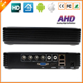 4 Channel 8 Channel AHD DVR Surveillance Security CCTV Recorder DVR 4CH AHDM 720P / 8CH 1080N Hybrid DVR For Analog AHD IP Cam