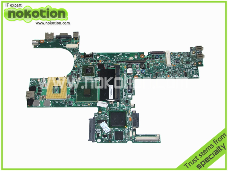 NOKOTION 431301-001 Laptop motherboard for HP 6520S NX6330 945PM DDR2 ATI X1300 graphics nokotion sps v000198120 for toshiba satellite a500 a505 motherboard intel gm45 ddr2 6050a2323101 mb a01