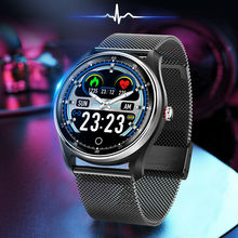 MX9 Bluetooth Smart Watch Waterproof IP68 For Android Samsung IOS iPhone ios smartwatch memteq 1 54 lcd bluetooth smart wrist watch nfc for ios android samsung iphone i great 3 2 0m pixel smart watch