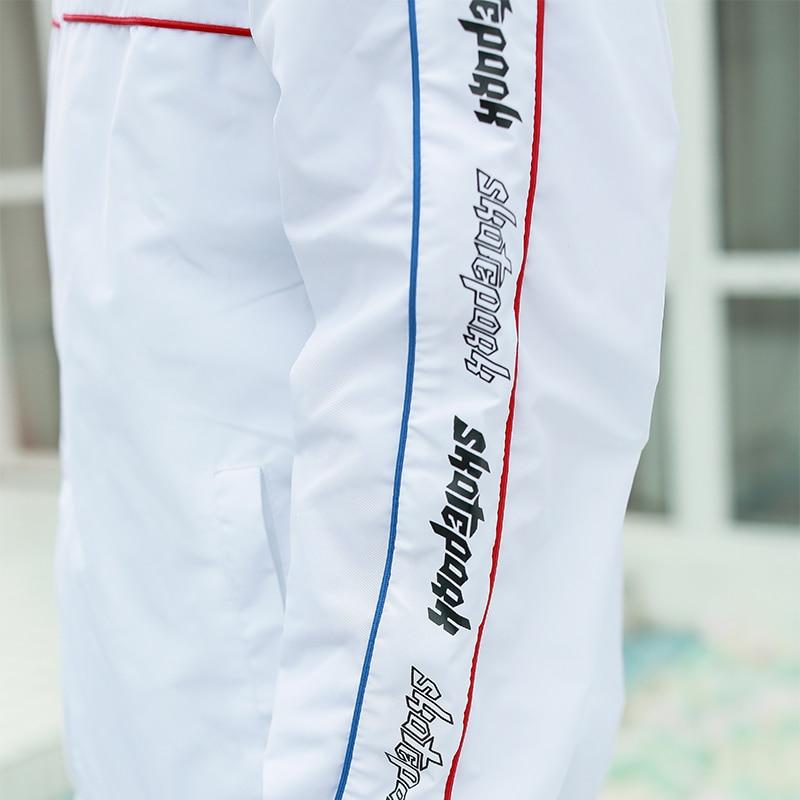 Aelfric Eden Side Line Embroidery Jackets 2018 Men Spring Summer Casual Full Zip Up Jacket Coats Hip Hop Streetwear Outwear SP02