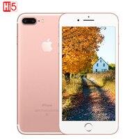 Unlocked Apple iPhone 7 Plus 3 GB RAM 32 GB/128 GB/256 GB ROM Quad-Core Linii Papilarnych 12MP IOS LTE 12.0MP Camera Mobile phone smartphone