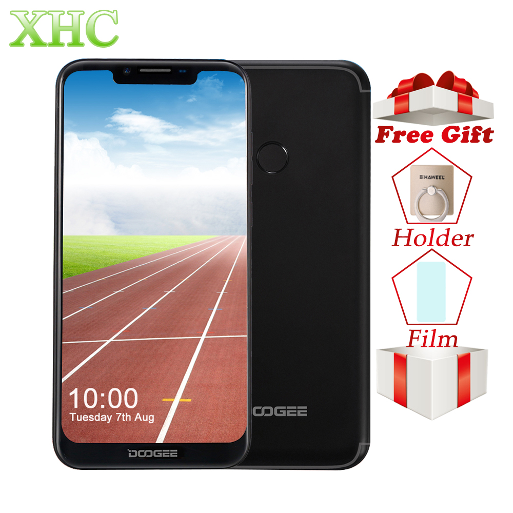 4G DOOGEE BL5500 Lite 6.19inch Android 8.1 MT6739WA Quad Core Mobile Phone 13.0MP 8.0MP RAM 2GB ROM 16GB OTG Dual SIM Smartphone