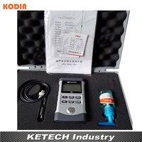 Ultrasonic Thickness Gauge Test Measurement Range 0 65 500mm HCH 3000F