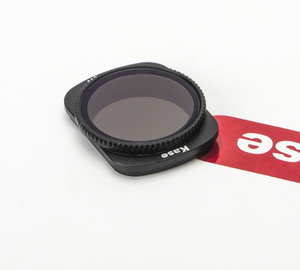 Image 2 - Kase משתנה MC ND VND צפיפות ניטרלי מסנן ND2 400 מגנטי עיצוב אופטי זכוכית לdji אוסמו כיס כף יד מצלמה