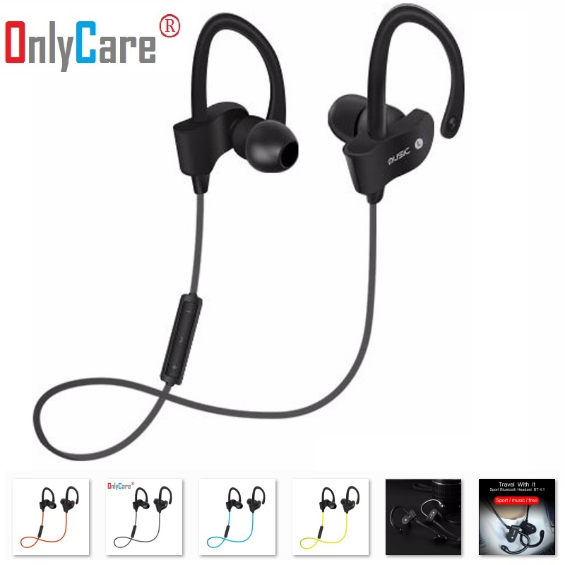Bluetooth Earphone Wireless Handfree Mic Earpiece for HomTom S12 S17 S99 fone de ouvido Headphone Headset