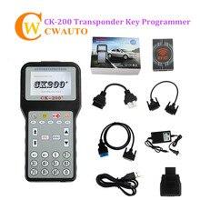 New V60.01 CK200 OBD2 Transponder Key Programmer Updated Version of CK-100 with Multi Languages Car Locksmith Tool