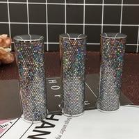 10 30 50PCS 12 1mm Shiny Empty Lipstick Tube Elegant Lip Balm Container Plastic DIY Lip