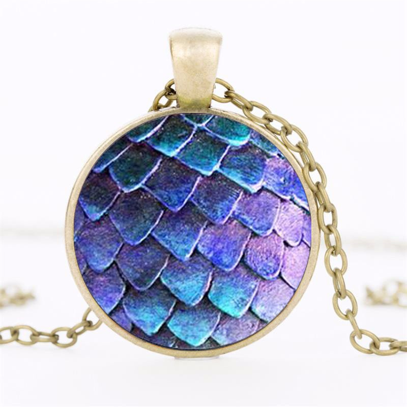 Game Of Thrones Dragon Egg Necklace