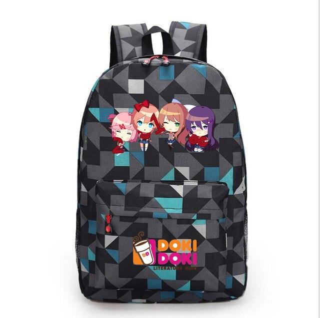 Аниме рюкзак Doki 2