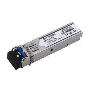 Image 5 - Bán sỉ 10 cái/lốc Cho H3C SFP GE LX SM1310 A SFP Module Thu Phát Singlemode LC 1000Base LX 1.25G 1310nm SMF DDM 10 km