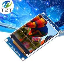 1,77 дюймовый TFT lcd экран 128*160 1,77 TFTSPI TFT цветной экран модуль последовательного порта