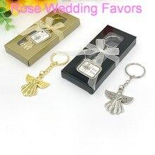 15 шт/партия)+ ангел-хранитель брелок металлический брелок с ангелом Свадьба& для предродовой вечеринки подарок на день рождения
