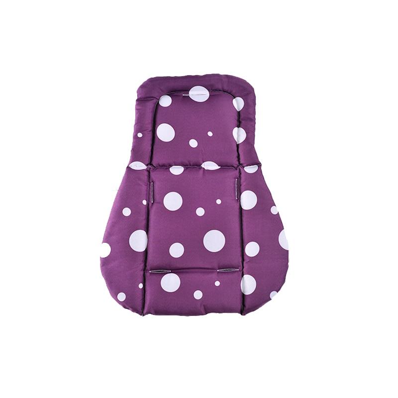 Baby Car Seat Cushion vastag meleg meleg babakocsi pad baba szék párna 35118 pont mat