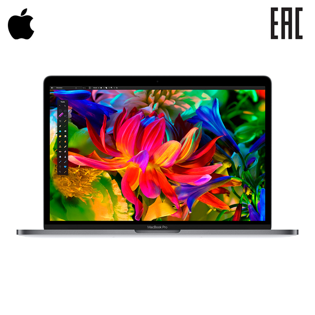 "Ноутбук Apple MacBook Pro 13 "": 2.3 ГГц Dual-Core i5, 128 ГБ"