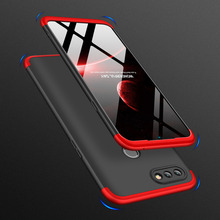 For OPPO Realme 2 Pro Case 360 Degree Protected Full Body Phone Case for OPPO Realme 2 Pro Shockproof Back Cover+Glass Film for oppo realme 2 case 360 degree protected full body phone case for oppo realme 2 case shockproof cover glass film oppo realme2