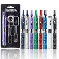 Snoop Dogg blister kits wax dry herb vaporizer kits vape snoop dogg cigarro eletronico vaporizador e cigarette kit blister pack