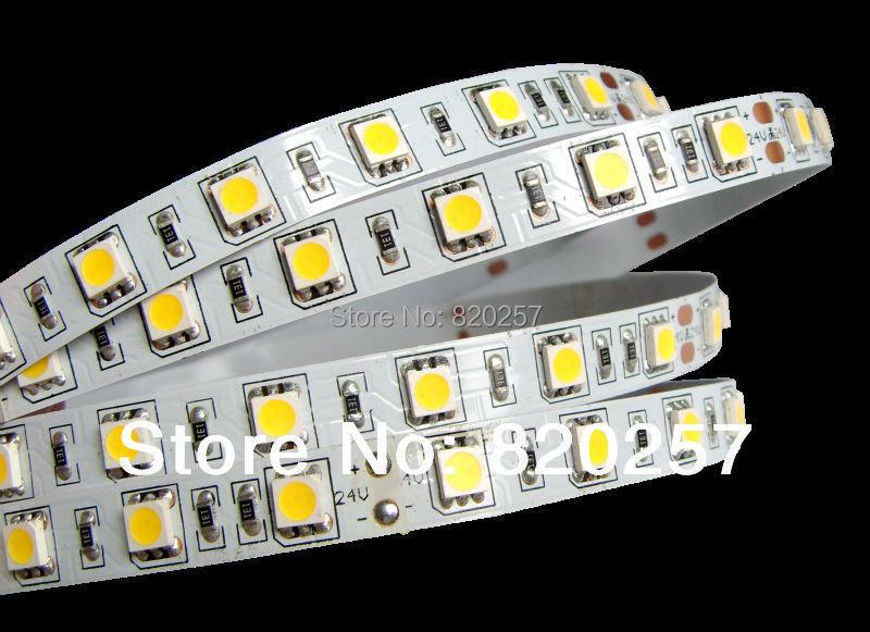 pulsuz çatdırılma 5m çarx 12V 60leds metrə 300 led zolaq - LED işıqlandırma - Fotoqrafiya 1
