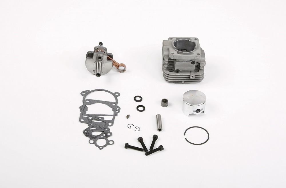 US $80 75 5% OFF|1/5 scale gas rc baja 36cc motor kits upgrade from 32cc to  36cc engine kit parts R360 Engine upgraded parts 85298-in Parts &