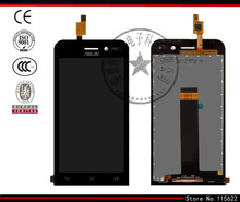 LCD display screen for Asus Zenfone Go ZB452KG Cell Phone black with touchscreen with Logo