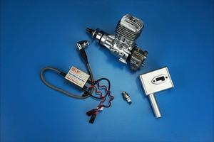 Image 1 - オリジナルdle 20 20CCオリジナルガスエンジンガソリン 20CCエンジンラジコン飛行機モデルホット販売、DLE20CC、DLE20