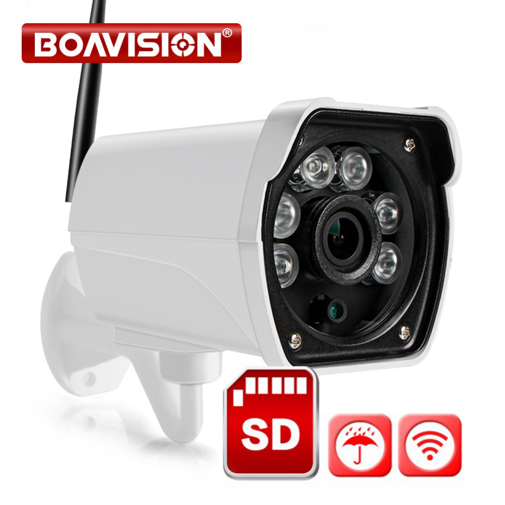Surveillance Cameras Faithful Heanworld Sony Hd Ip Camera 1080p Outdoor & Indoor Waterproof Camera With Great Night Vision Cctv Security Camera Security & Protection