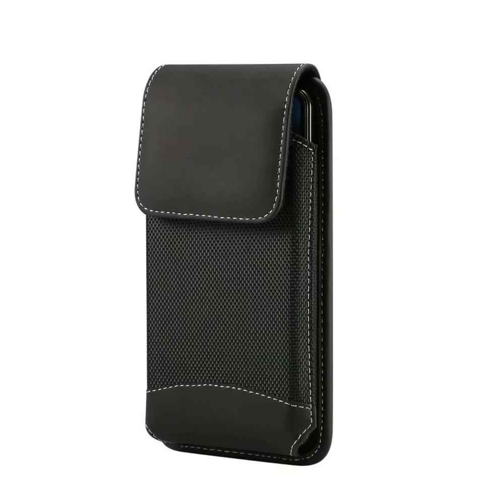 Luxe Holster Taille Riem Pouch Phone Case Cover Tas Voor Oukitel K5/MIX 2/HOMTOM S9 Plus/ BLUBOO S8 Plus