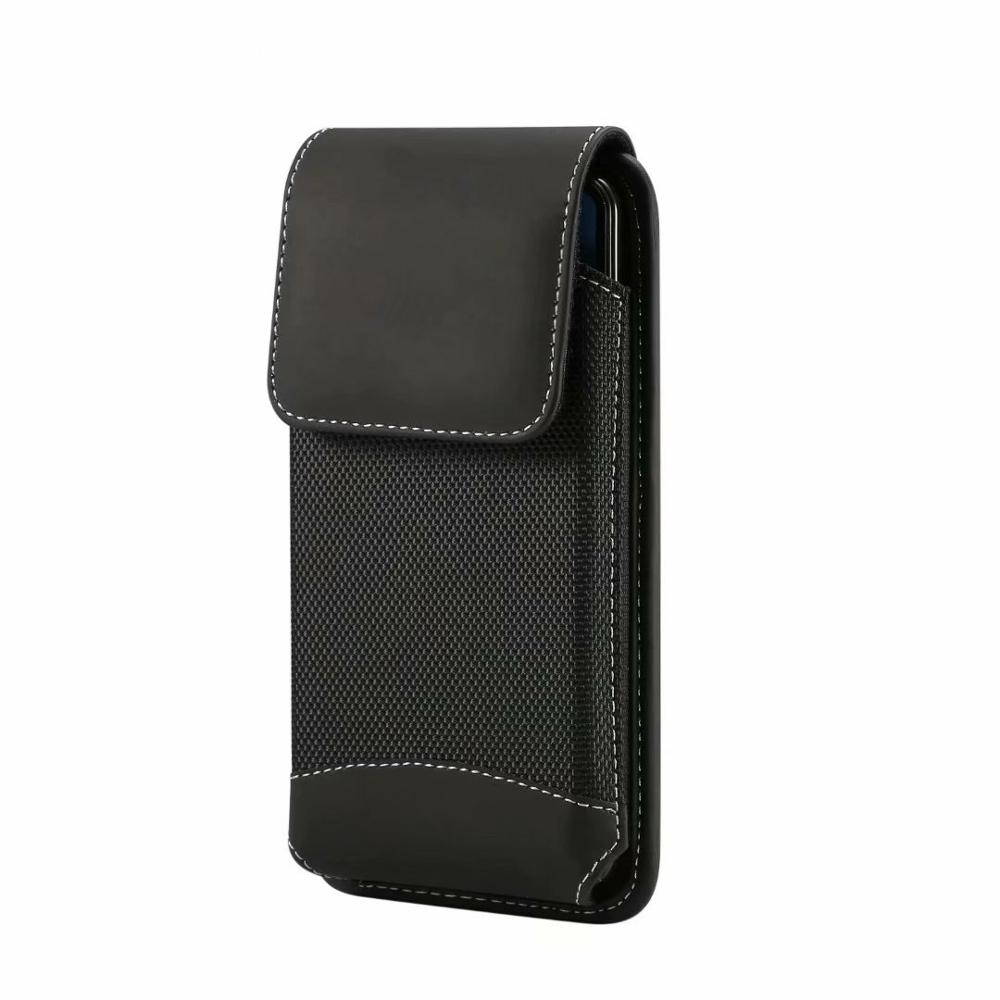 Luxury Quality Holster Waist Belt Pouch Phone <font><b>Case</b></font> Cover Bag For Microsoft <font><b>Nokia</b></font> Lumia 216 <font><b>215</b></font> 222 230 638 730 735 / Dual SIM image