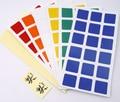 Dayan Zhanchi 6 Pegatina de Color para 3x3x3 cubo Mágico Puzzle Cubos