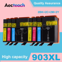 Compatible For HP 903 903XL Ink Cartridges for HP 907 OfficeJet Pro 6950 6960 6970 6961 6963 6964 6965 6966 Printer Cartridge