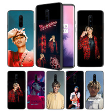 Zion Kuwonu Prettymuch Soft Black Silicone Case Cover for OnePlus 6 6T 7 Pro 5G Ultra-thin TPU Phone Back Protective