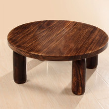 Japanese Antique Wooden font b Tea b font Table Paulownia Wood Traditional Asian Furniture Living Room