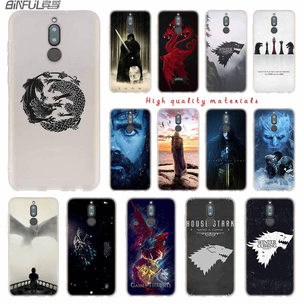 Soft Silicone Case For Huawei Mate 10 Lite 10 20 Lite Pro 20x S Y5 2017 Y9 2018 2019 Nova 3 3i 4 Y7 Puzzle Art Fitted Cases