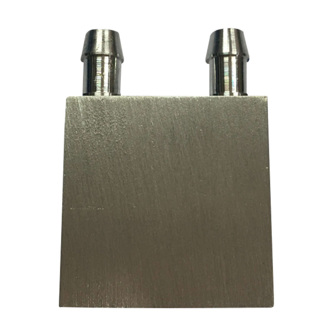 NOYOKERE Primary Aluminum Water Cooling Block 40*40mm for Liquid Water Cooler Heat Sink System Silv silv 100% 925 ee006