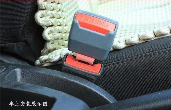 قطعة واحدة من وصلة حزام الامان لمقعد السيارة 12