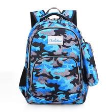 Kids Schoolbags for Teenager Capacity Travel Backpack Bookbags Children Orthopedic Waterproof Primary Escolar Satchel Mochila