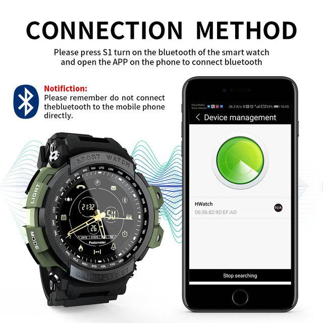 Professional Sport Smart Watch 5ATM
