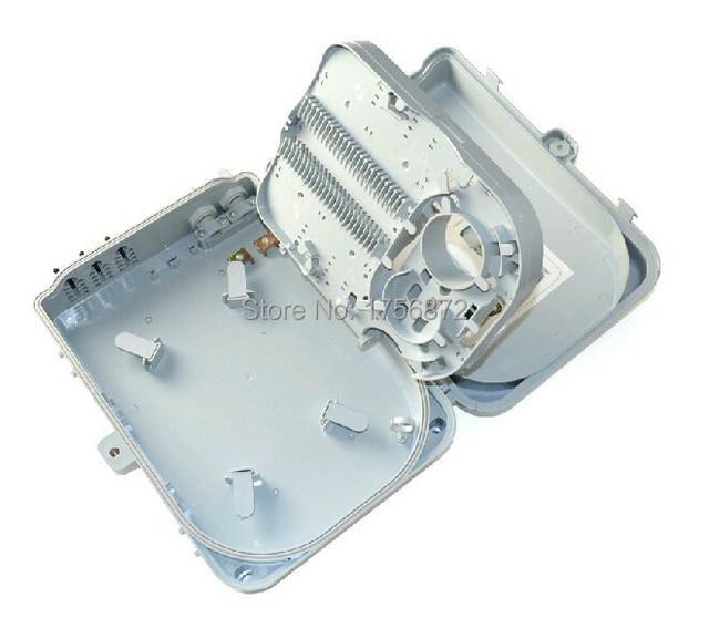 16 portas Caixa de Terminação De Fibra Óptica FTTH 1X16 Núcleo De Fibra Óptica Ao Ar Livre Distribuição Caixa de Distribuição de Fibra Óptica Splitter caixa
