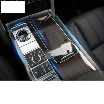 lsrtw2017 HD transparent wearable TPU car interior protective film for range rover sport L494 land rover velar discovery sport