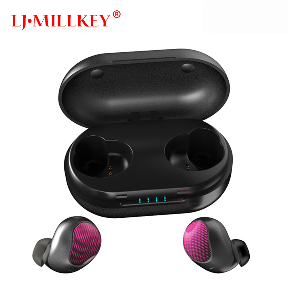 TWS Invisible Mini Headset 3D Stereo Hands-free Noise Reduction Bluetooth Headset Wireless Earphones and Power Bank box YZ226TWS Invisible Mini Headset 3D Stereo Hands-free Noise Reduction Bluetooth Headset Wireless Earphones and Power Bank box YZ226