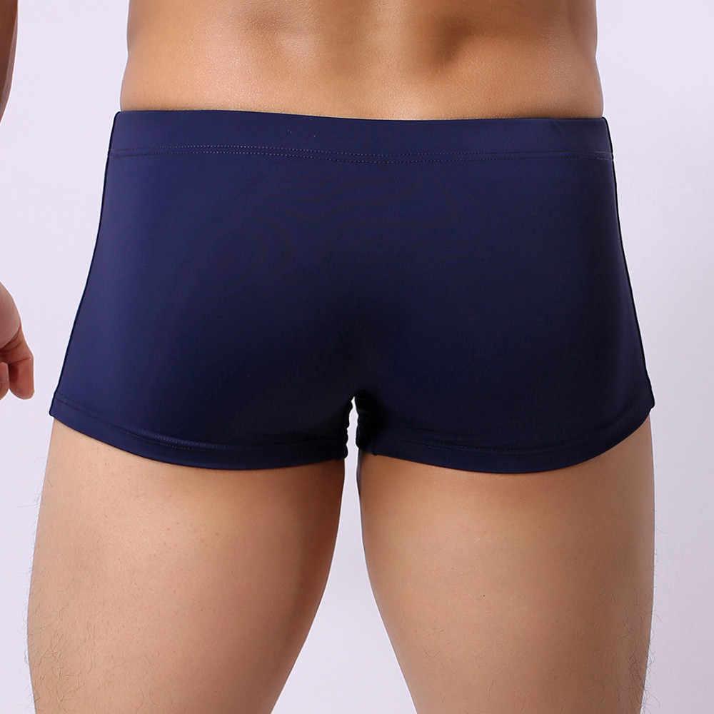 ملابس سباحة رجالي مثير سراويل للسباحة ملابس السباحة الرجال الصيف السباحة ملخصات بحر شاطئ الملاكم تصفح مجلس السراويل الدعاوى 4 ألوان