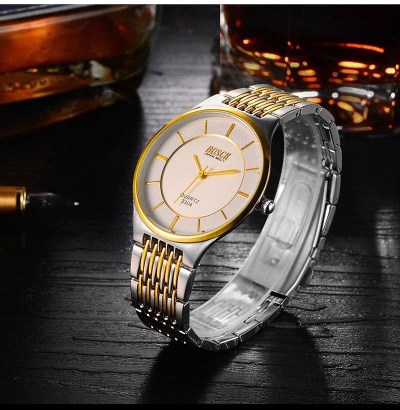 watch men's mechanical watch automatic waterproof leather student fashion tide 2018 new men's watch цена и фото